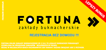bukmacher fortuna