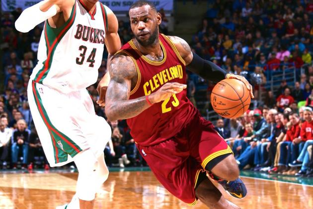 Cleveland Cavaliers - Milwaukee Bucks