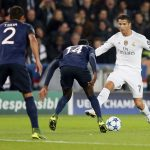 Real Madryt vs Paris Saint Germain