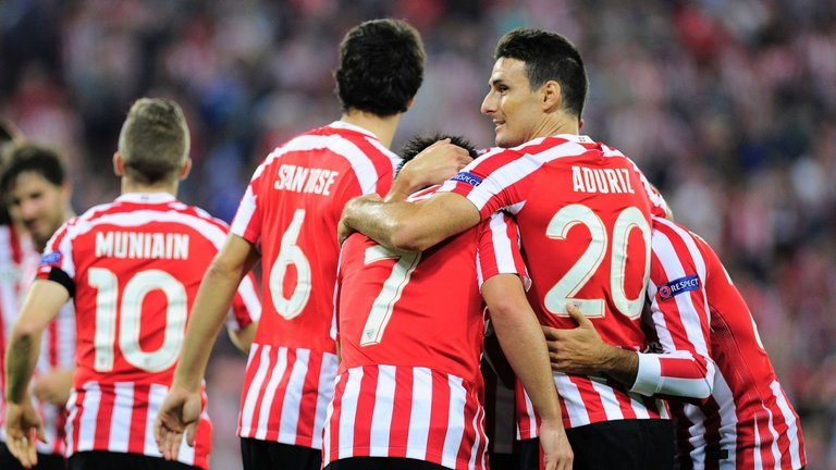 Spartak Moskwa vs Athletic Bilbao