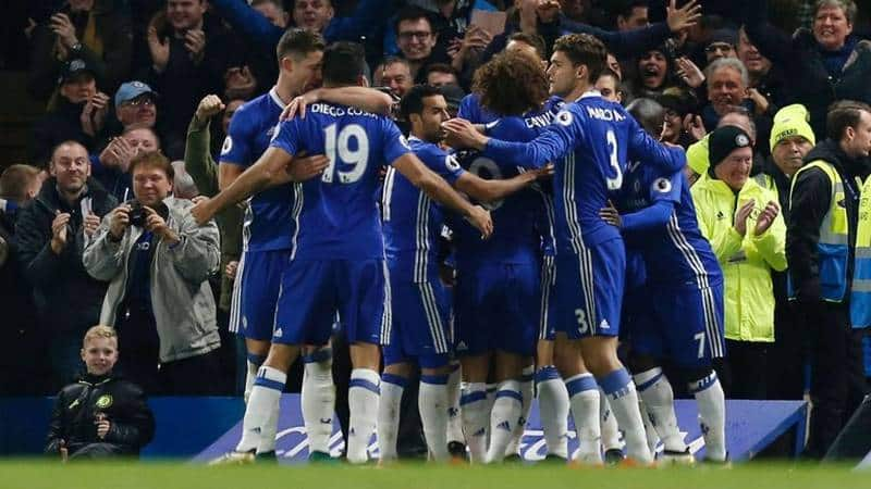 19.04 Premiere Leaque  – Burnley  –  Chelsea