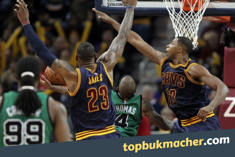 26.05 NBA – Cleveland Cavaliers vs Boston Celtics – Zakłady online na NBA. Celtics z awansem do finału NBA?