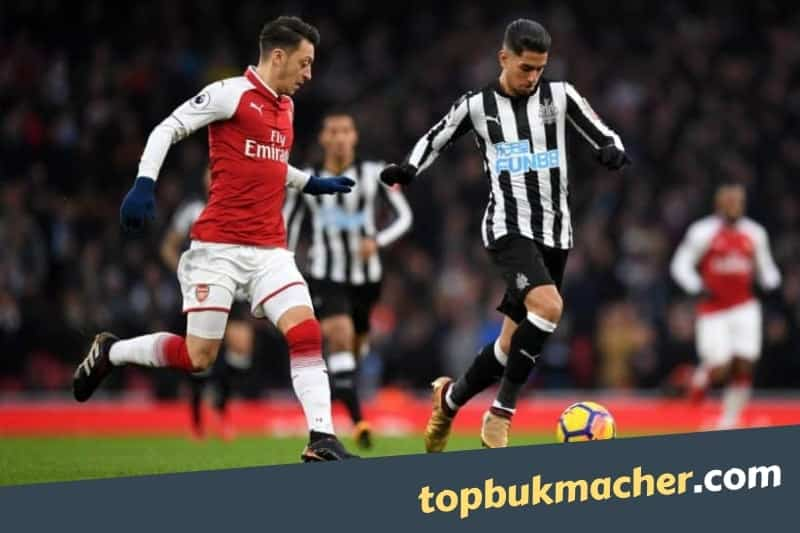 Newcastle vs Arsenal